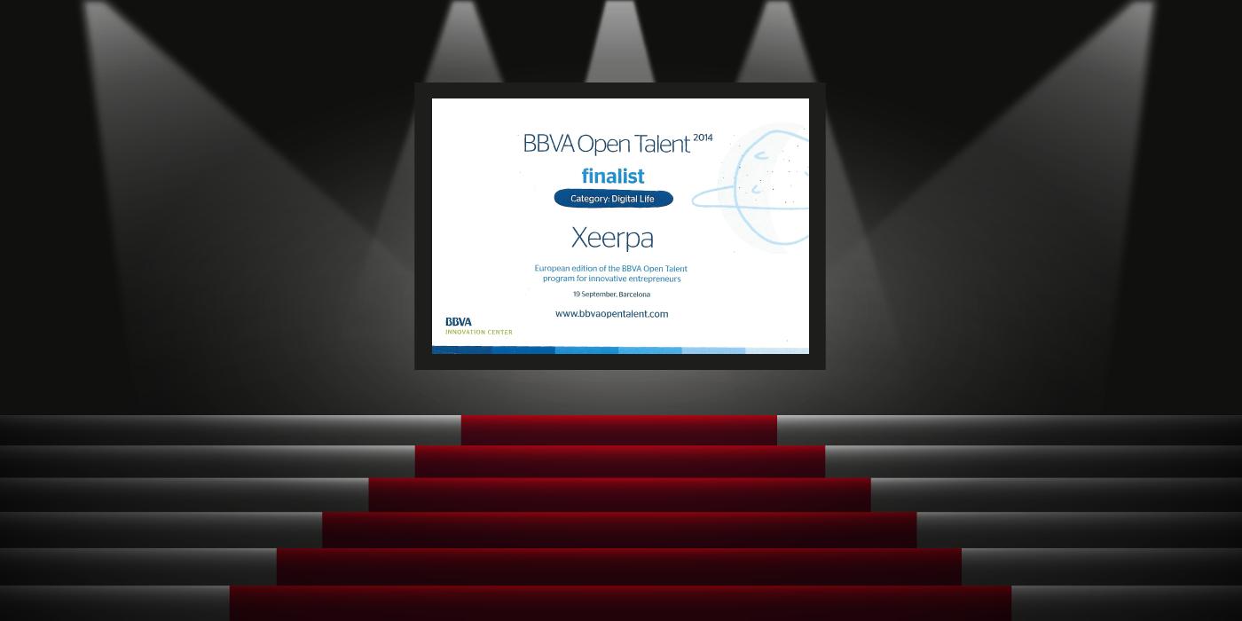 BBVA Open Talent 2014