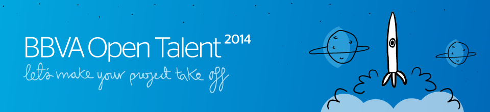 Xeerpa selected finalist at BBVA Open Talent 2014