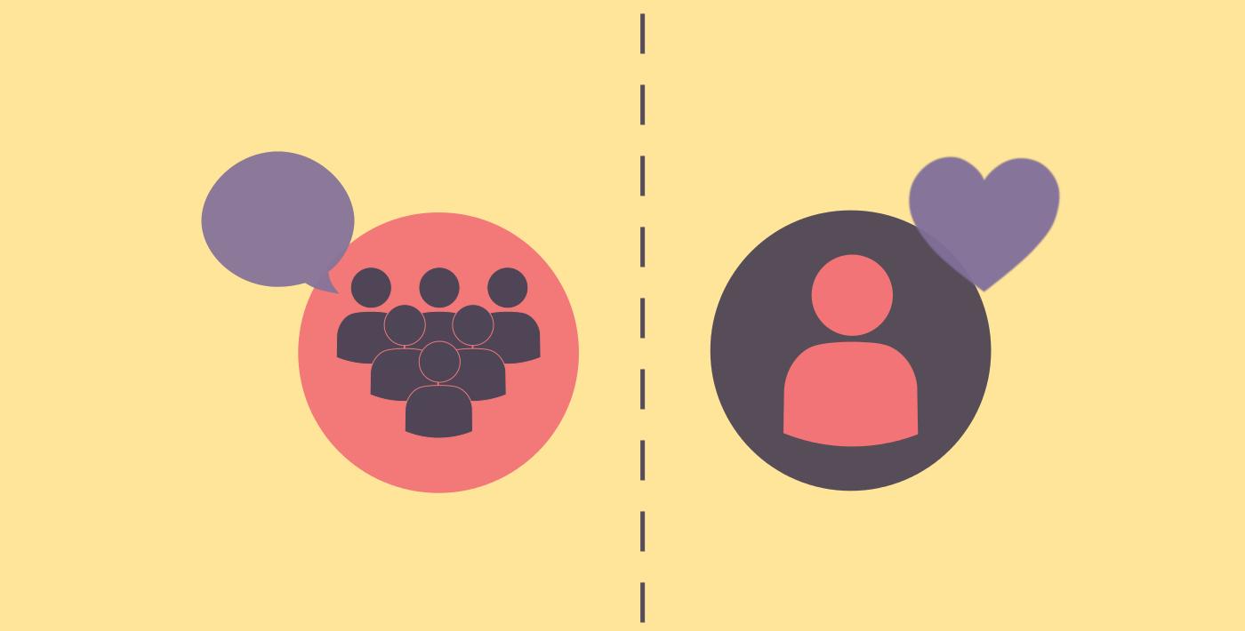 social listening vs social profiling