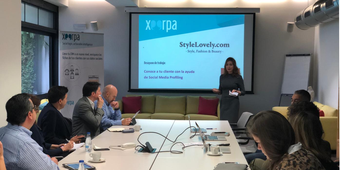 Evento en ISEM - Personalizar la experiencia y encontrar influencers relevantes