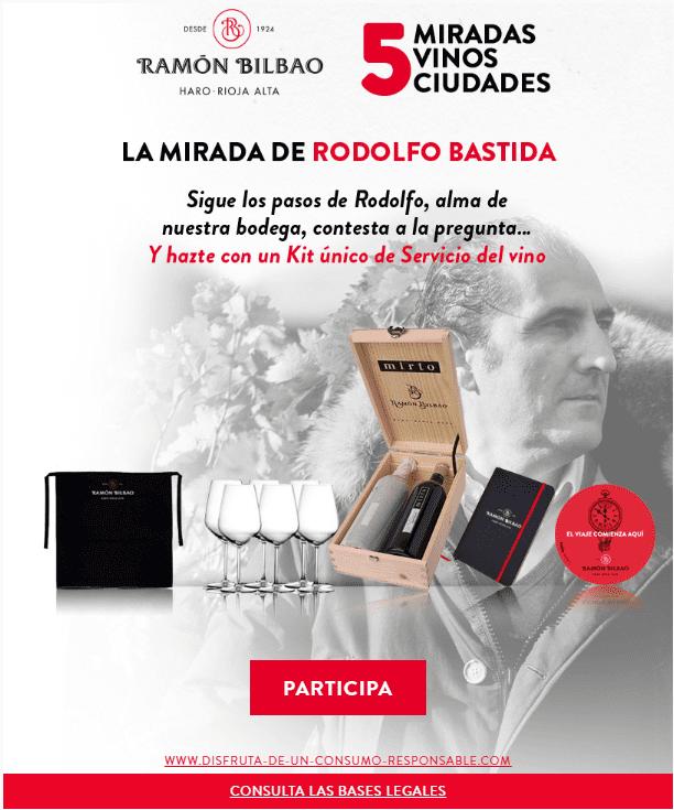 Campañas en redes sociales - Ramón Bilbao