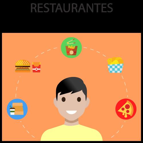 Xeerpa en Restaurantes