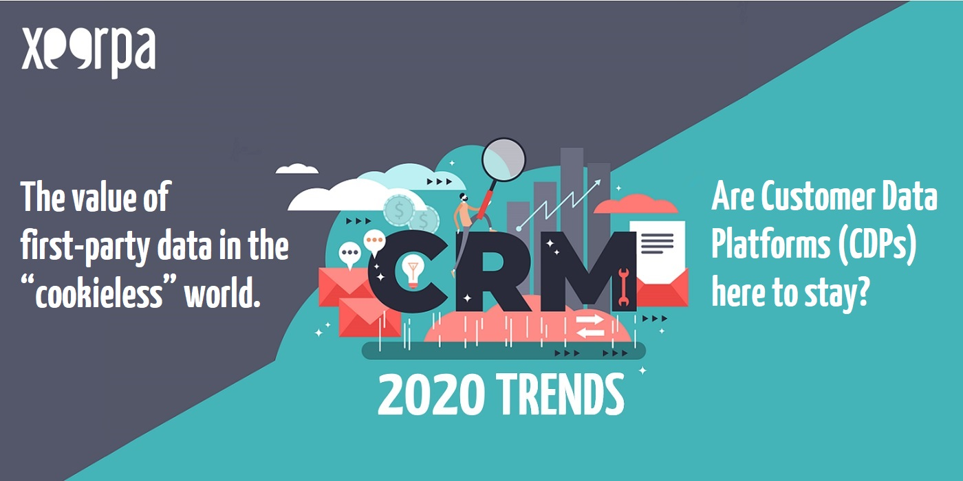 Tendencias CRM 2020