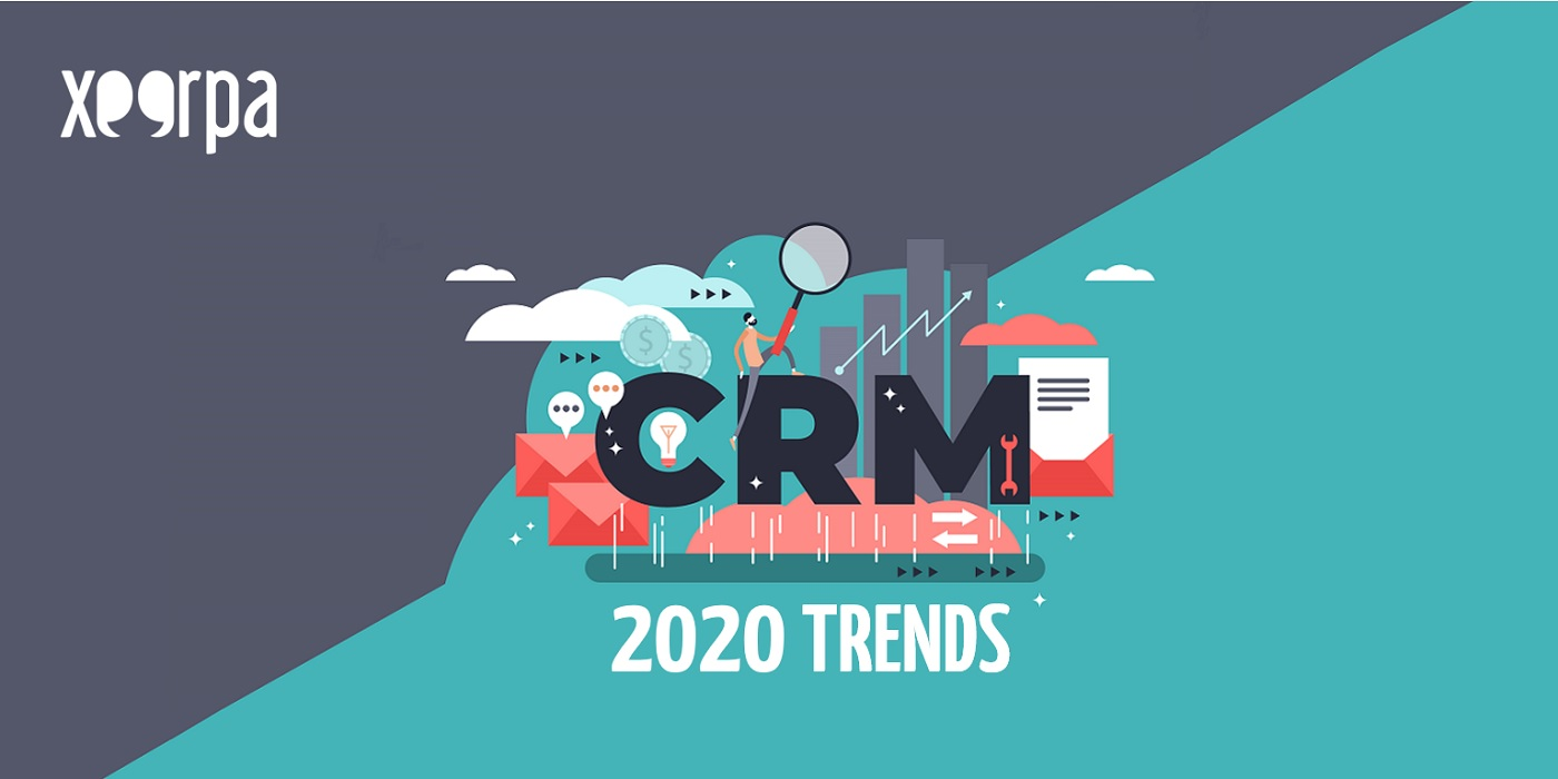 CRM 2020 Trends