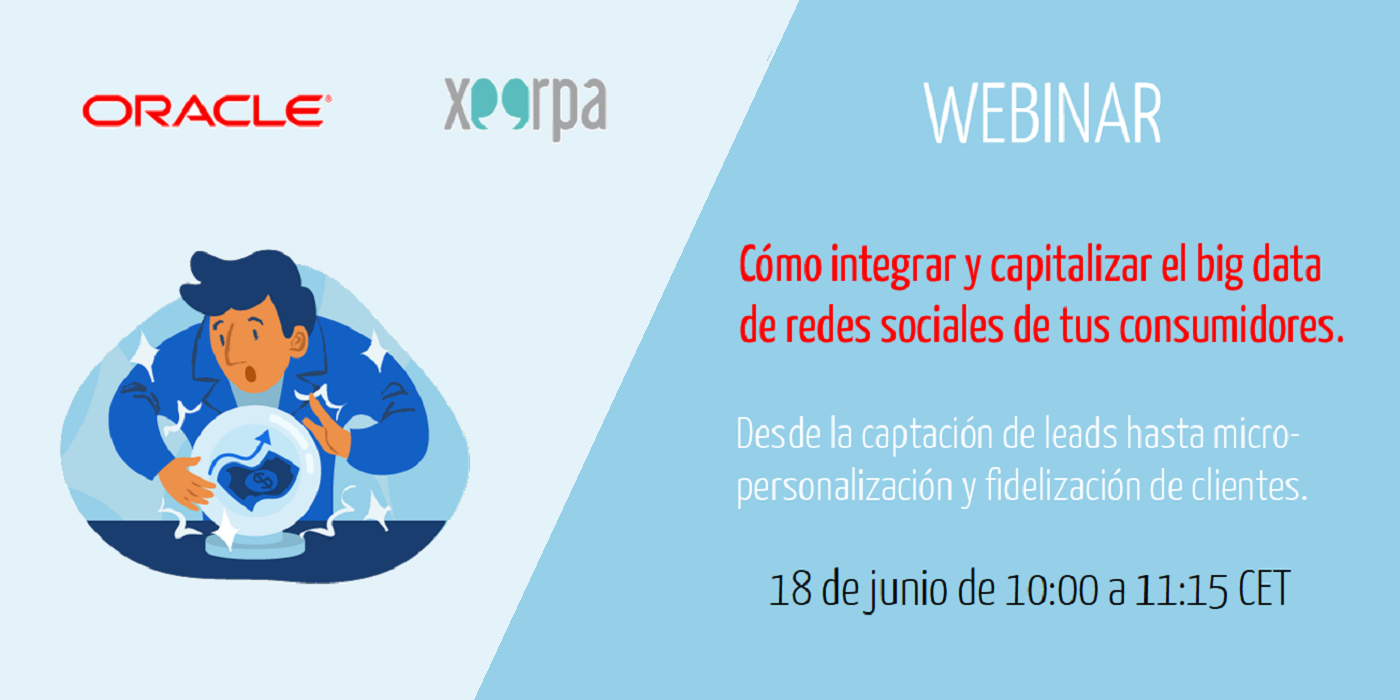 Webinar Xeerpa Oracle